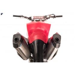 H14809400ITC TERMIGNONI SCARICO COMPLETO INOX TITANIO HONDA CRF 250 - 2018