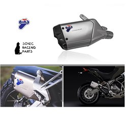 TERMIGNONI SILENCER EXHAUST TITANIUM DUCATI MULTISTRADA 1200 ENDURO MR 037TO 96480941A