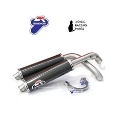 TERMIGNONI SILENCERS EXHAUST CARBON DUCATI 996 MR 042CR