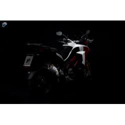 BW02080INO TERMIGNONI SCARICO CARBON LOOK BMW R1200GS R 1200 GS / 2010 2012
