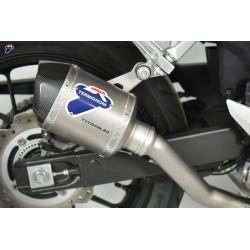 H155094SO04 TERMIGNONI SCARICO TITANIO HONDA CBR 500 R 2019