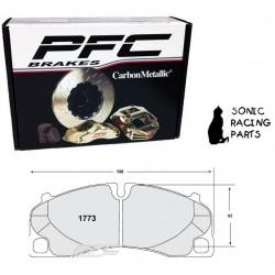 1773.11.17.44 PFC BRAKES PLAQUETTES FREIN 11 POUR PORSCHE 911 991 GT3 - 2013 2020