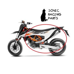 14321E LEOVINCE POT ECHAPPEMENT LV ONE EVO KTM 690 SMC R 2019 2020